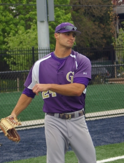 Izaac Garsez, College of Idaho